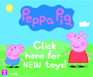 eppa Pig classic BLOGGERS BUTTON