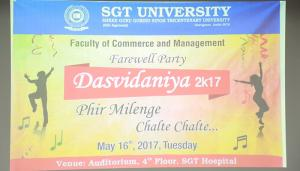 Farewell Party –Dasvidaniya pic 1