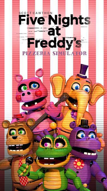 featured  five nights at freddy's amino
