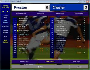 Preston v Chester FLC