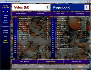 Velez v Feyenoord