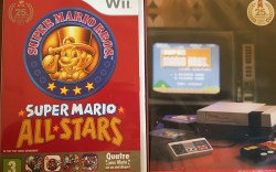 Super Mario All Stars Wii 25ème anniversaire