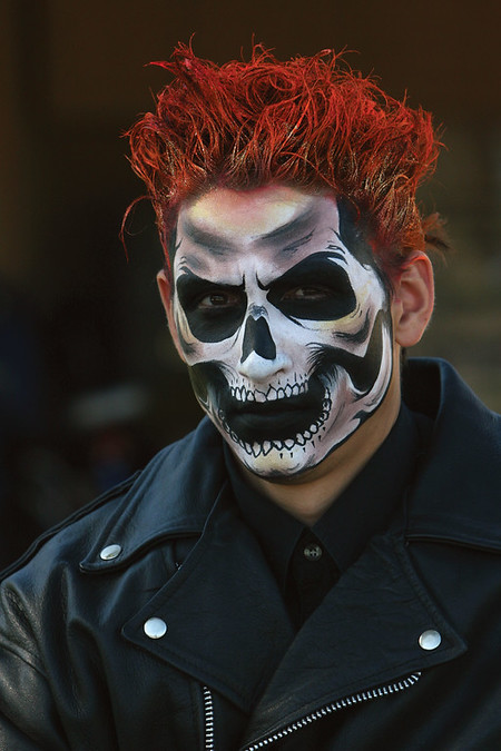 Support Hero Dustin as Ghost Rider