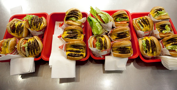 SmugMug builds their own 7x7 burgers at In-N-Out