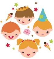 Articles de fête et décorations pour anniversaires fantastiques sur CmaChambre.fr