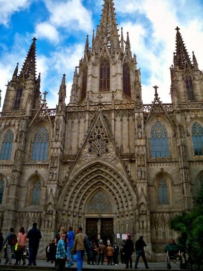 El Barrio Gotico « Una Experienca de Barcelona