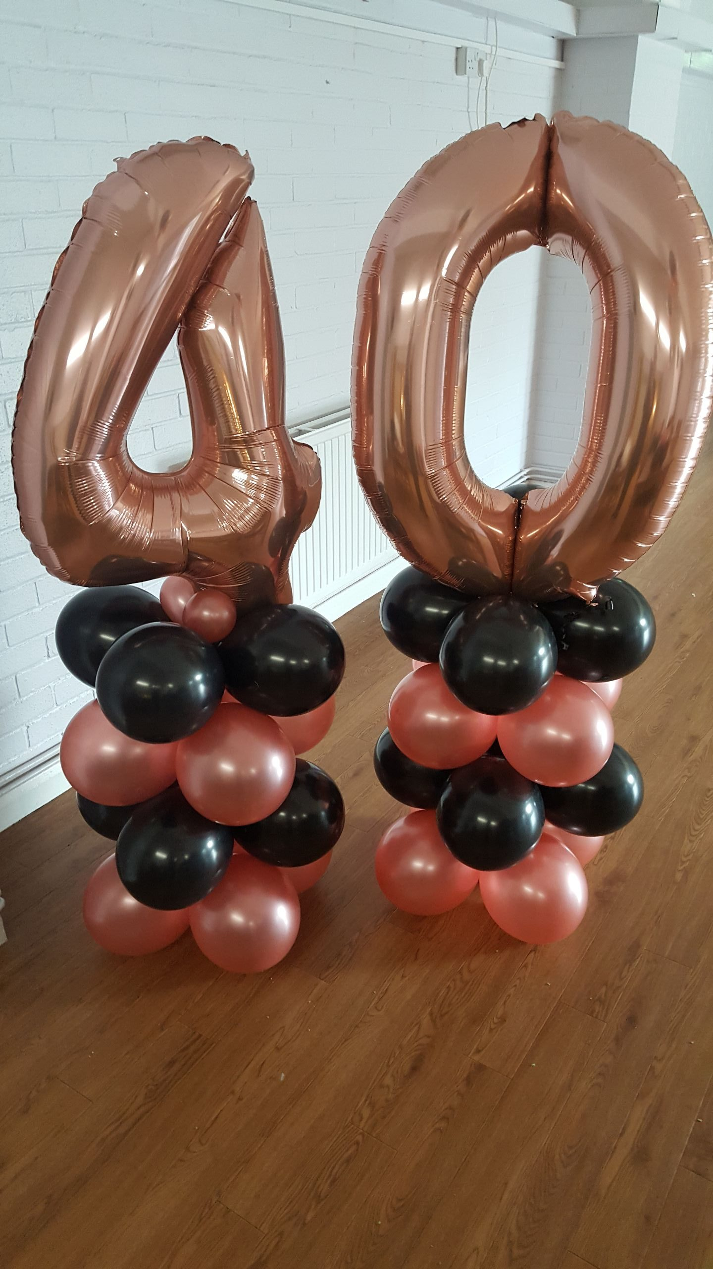 40 Balloon Display