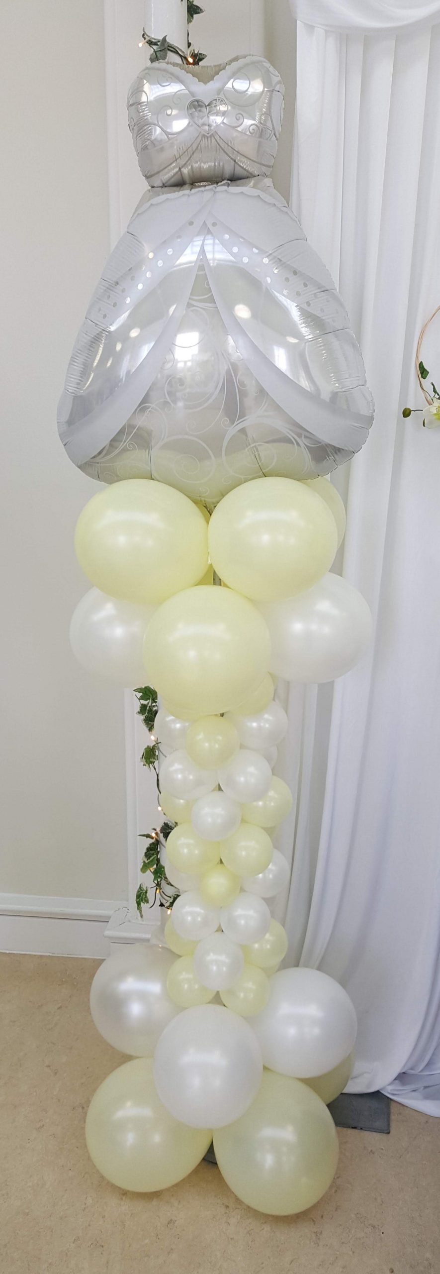 Bridal Balloon Stand