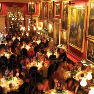Gala Dinner Venue, Ballroom, Goodwood House, Prestigious Venues