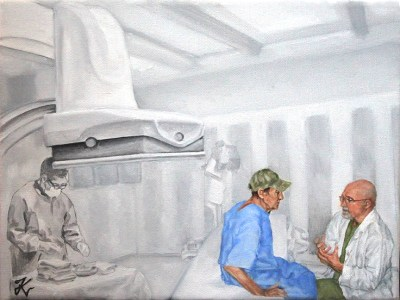 The Interventional Radiology Consultation
