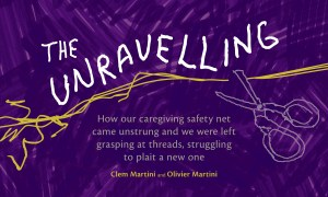 Picture of the book cover The Unravelling