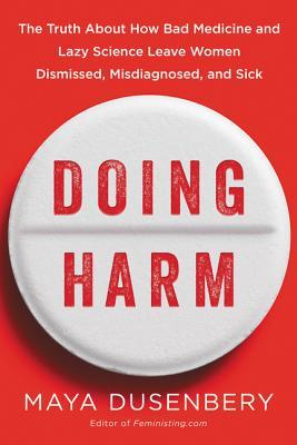 Picture of the book cover Doing Harm.