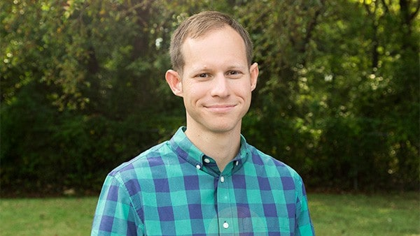 Pastor Jared Wellman of Tate Springs Baptist Arlington