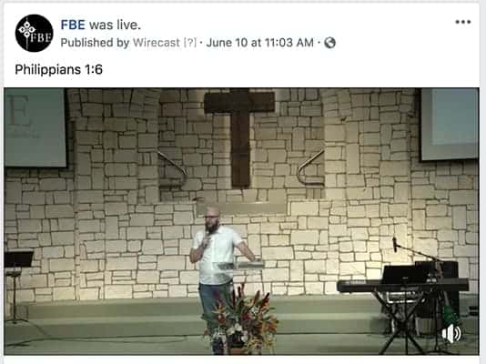 first baptist edinburg church live stream