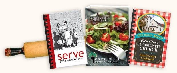 church cookbooks