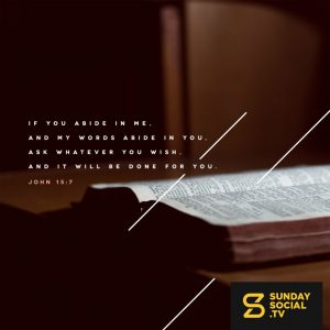 use scripture on social media to get more people thinking about God