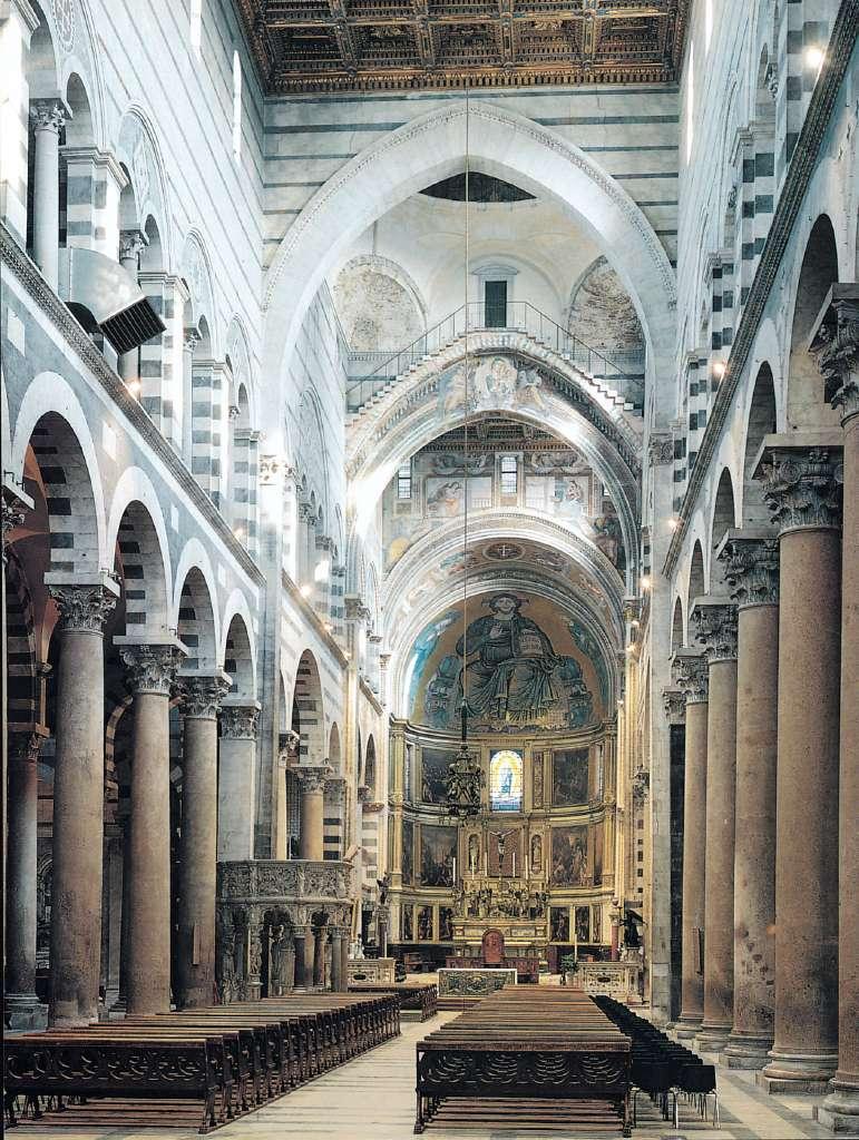 La chiesa romanica  Quali sono gli aspetti storici culturali e tecnici che caratterizzano la