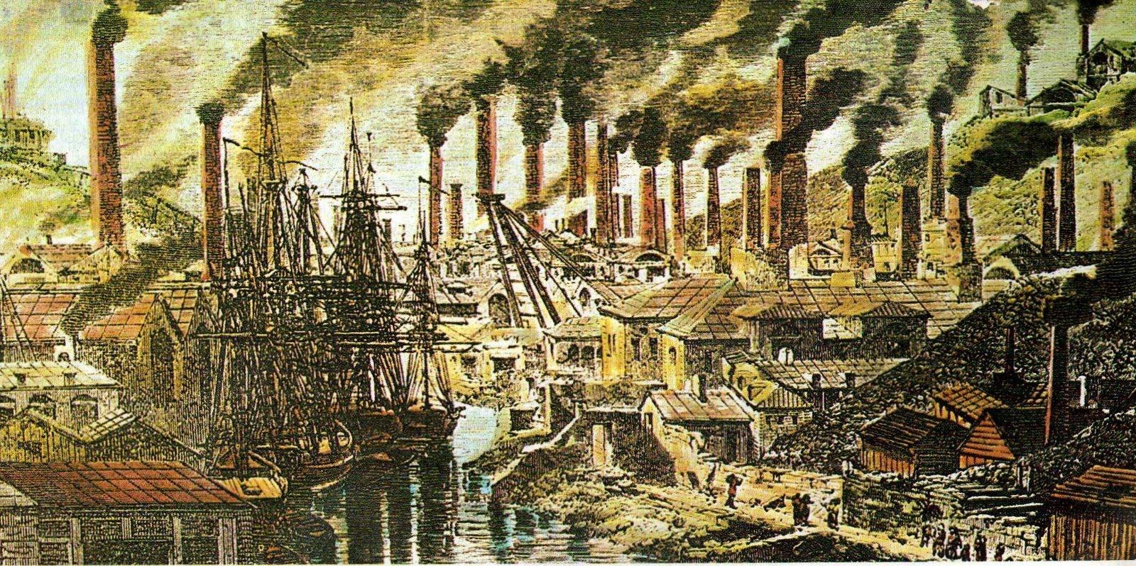 Mapa De Rev Industrial