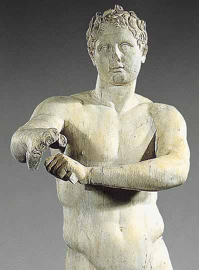 Image result for apoxyomenos