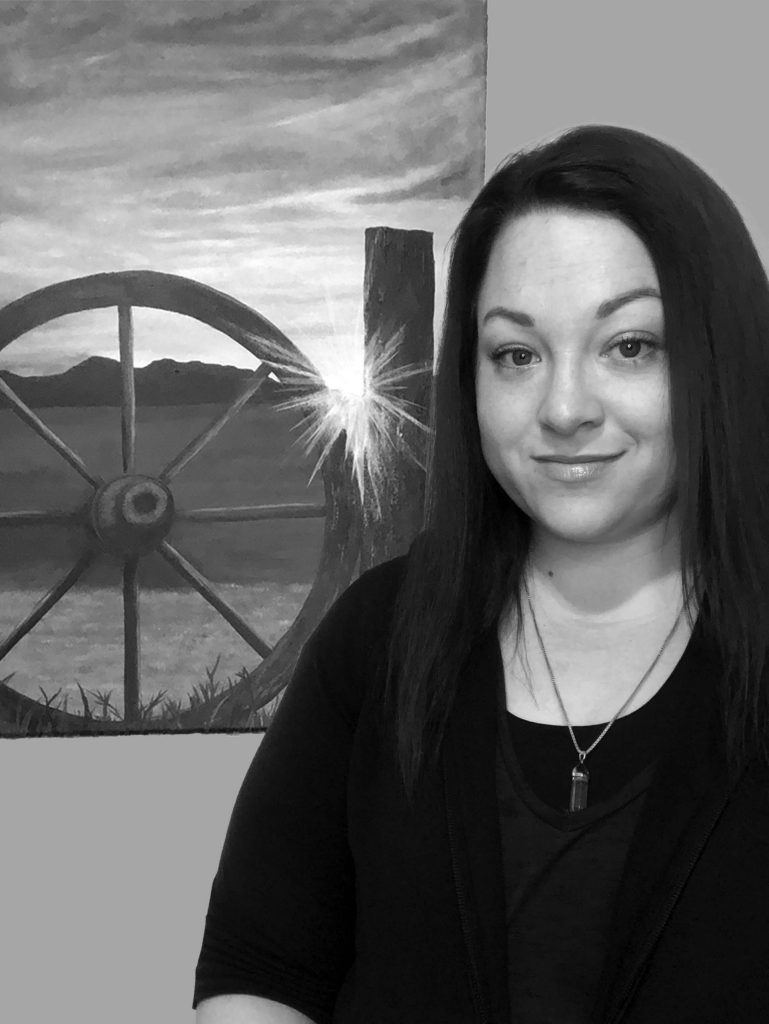 Chelsey-Marchand-Wainwright, AB Artist