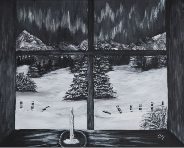 Chilly Northern Eve - Chelsey Marchand