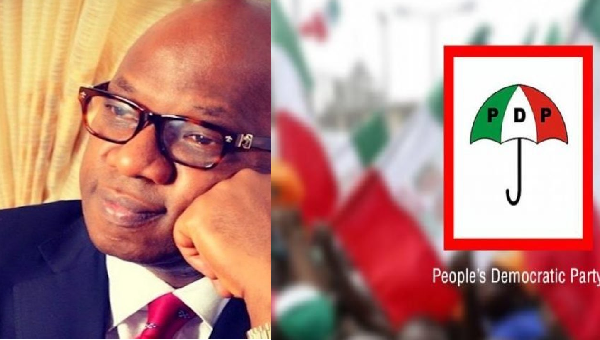 Ogun State PDP Declare They Will Contend Power With Gov. Dapo Abiodun In 2023