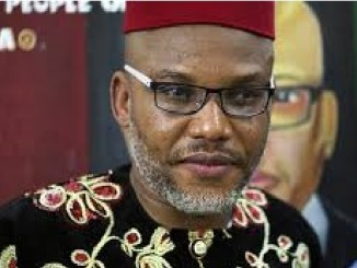 Nnamdi Kanu Shows Letter He Forwarded To The U.S About Nigerian Genocide (Read)