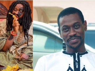 Fans React As Yoruba Movie Actor, Lateef Adedimeji Transfigures Into A Beast In First Epic Film