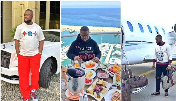 Dubai Police Reveals In Video, How Hushpuppi Was Tracked And Arrested (Video)