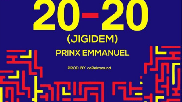 20-20 Jigidem is another hit song from a well-known Port Harcourt based singer and record producer named Prinx Emmanuel. Before entering the music scene, Prinx Emmanuel was known for his production skills.