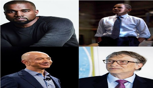 E Don Happen!! Kanye West, Bill Gates, Jeff Bezos, Barrack Obama And Many Other Notable Twitter Accounts Got Hacked