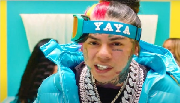 6ix9ine – YAYA || Mp3 Download
