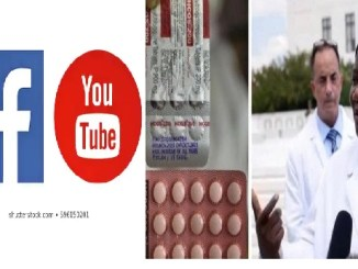 """""""The Information Is Misleading""""-Facebook & YouTube Claims As They Remove Video of Nigerian Doctor claiming Chloroquine Cures COVID-19"""