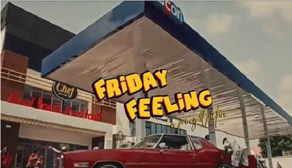Music Video: FireBoy DML – Friday Feeling || Mp4 Download