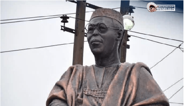 Obafemi Awolowo's Glasses Stolen By Hoodlums