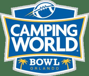 Camping World Bowl Logo