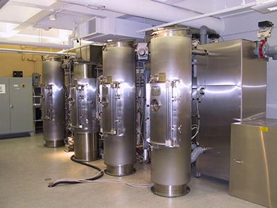 CMBTC Pilot Malt Plant