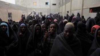 S'échapper de l'enfer : les prisons pour migrants en Libye