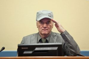 The trial of Ratko Mladić