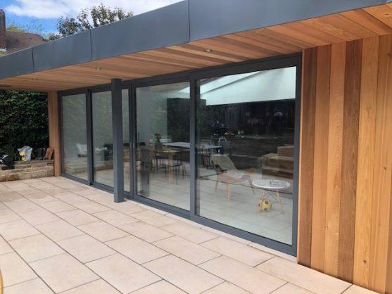 large sliding glass doors cmc aluminium