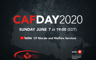 Canadian Armed Forces Day is this Sunday!