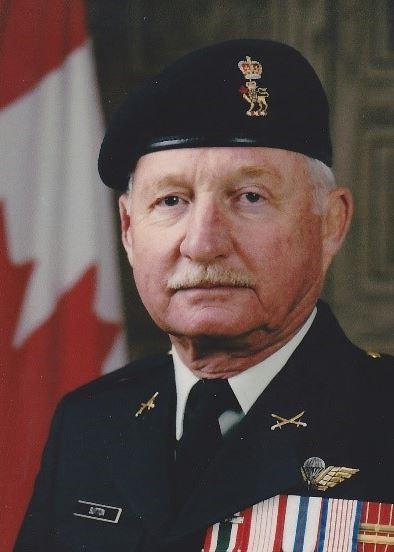 Avis de décès – Colonel Peter H. Sutton, CD, ancien CTRC (retraité)