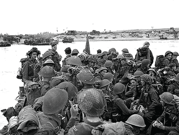 VIDEO: Dieppe Raiders, D-Day Dodgers, and D-Day Fighters