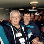1999 IACP Charlotte, NC - Chiefs Galena, Sampson, Jack Collins, Chiefs Handfield, Roddy