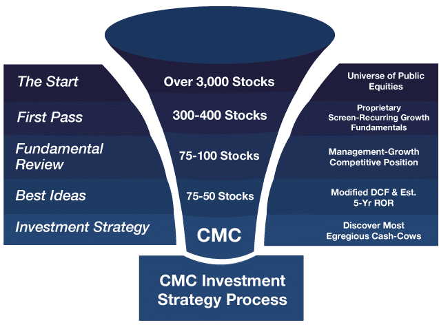 CMC Investment Strategy Process