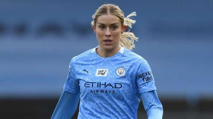Abby Dahlkemper Manchester City Women 2020-21