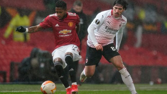 Fred has been key for Manchester United this season