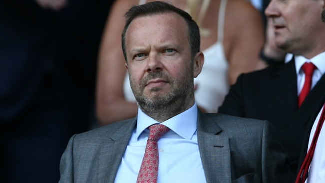 Ed Woodward has attempted to reassure Man Utd fans
