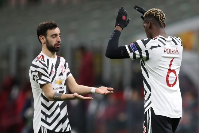 Will Bruno Fernandes and Paul Pogba both be at Old Trafford next season?