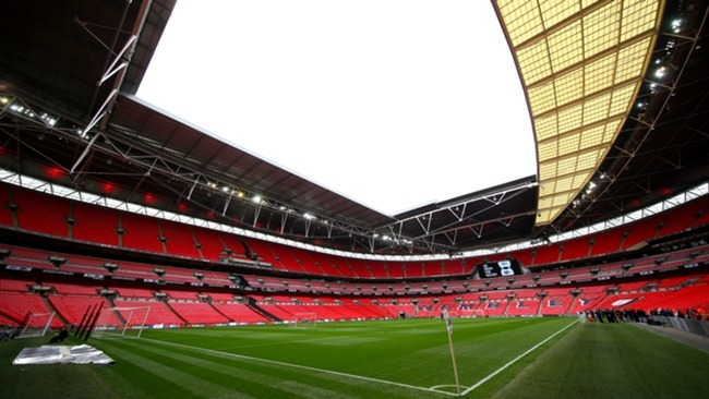Wembley Stadium will host the Euro 2020 semi-finals and final